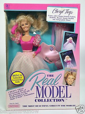 Matchbox The Real Model Collection Cheryl Tiegs Nrfb