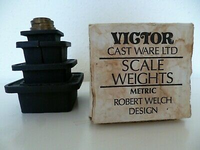 VICTOR SCALE WEIGHTS - 10g - 1K