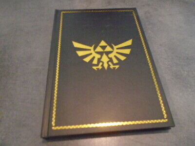 Figurine The Legend Of Zelda - Notebook - Carnet A5 - Logo Hyrule