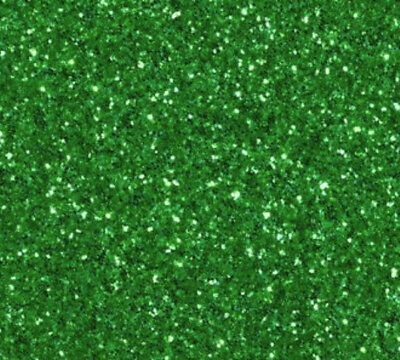 Emerald Green Glitter Sparkle Packs Scrap Booking & Craft Decoration Approx 50g