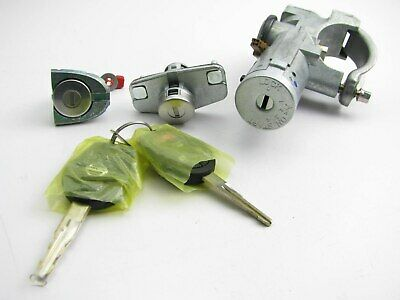 Ignition Door Trunk Switch Set New Fit For 1991-1994 Nissan Sentra B13 Sunny Super Saloon 1.4L