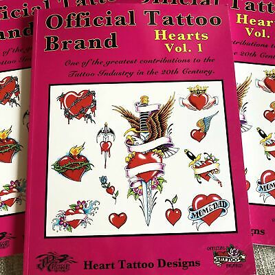 Official Tattoo Brand - Hearts Vol. 1 (DING & DENT)