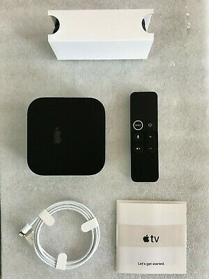Apple TV 4K 5th generation 32GB/64GB Open Box