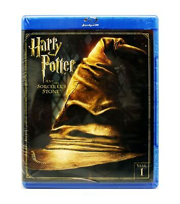 Harry Potter and the Sorcerers Stone (Blu-ray Disc, 2016, 2-Disc Set)