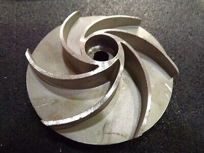 NEW Dayton SS Impeller for Submersible Pump 2JGA6 (CH)