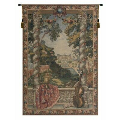 Chateau d'Enghien Belgium Palace Castle Maisons Royales Tapestry Wall Hanging
