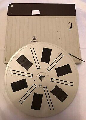 "Vintage Super 8 (8mm) Cine Film Reel ""Hollywood & The Stars - The Gangsters, B&W"