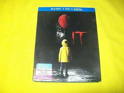 It Bluray With Slipcover Stephen King