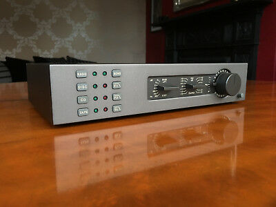 Quad 34 Grey pre amplifier, late example,