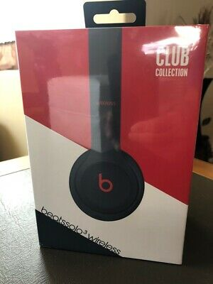 Apple Beats Solo 3 Wireless Club Collection Red White and Blue NIB Sealed New