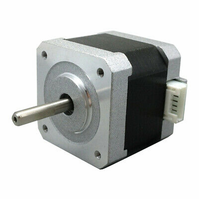 Nema17 Stepper Motor Shaft For 5mm Pulley CNC Prusa Rostock 3D Printer Good UK