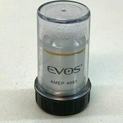 Thermo Fisher EVOS AMEP4681 LPLANFL PH2 10X Objective Fluorite Phase-contrast
