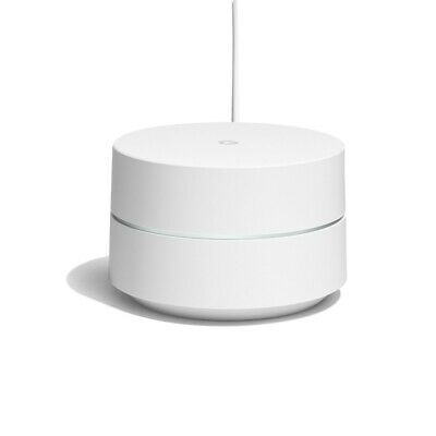 Google WIFI Whole Home WiFi Solution - White Single Pack