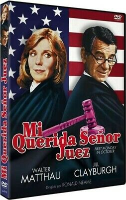 Mi Querida Señor Juez (First Monday In October)