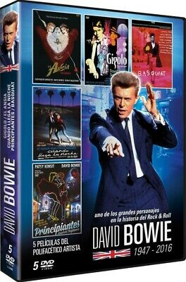 Pack David Bowie