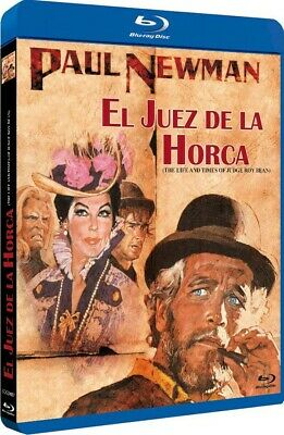 El Juez De La Horca (Blu-Ray) (Bd-R) (The Life And Time Of Judge Roy Bean)