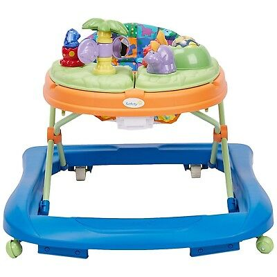 Baby Walkers For Girls Boys Activity Center Walker Tray With Wheels Learning