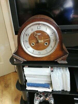 Vintage Smiths Enfield mantel clock