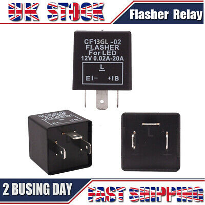 2 PIN FLASHER Relay for LED Indicators Yamaha Mt07, MT09