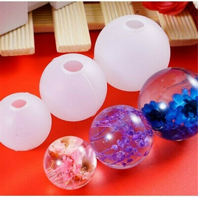 Epoxy Mold Pendant Necklace Resin Mold Cosmic ball Silicone Mould Star ball