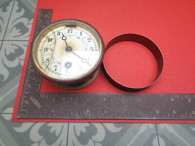 Vintage French clock movement LOTCCT017