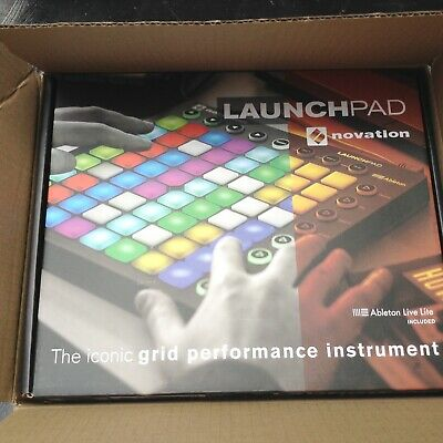 Novation LaunchPad MKII MK2 MIDI Controller 64-Pad Grid with Ableton Unused