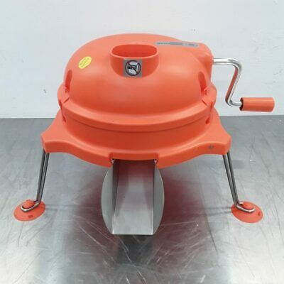 Commercial Dicing Chopping Machine Cutter Dynamix Dynacube