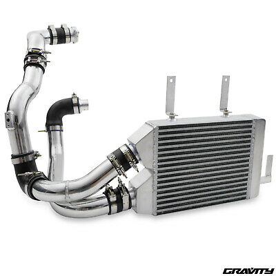 Universal Alloy Fast Road Car Uprated Cold Air Filter Induction Intake Kit