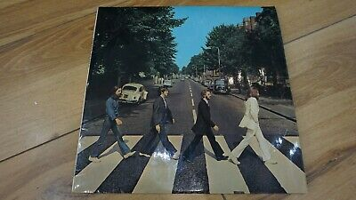 THE BEATLES Abbey Road VINYL PCS7088 Original Pressing