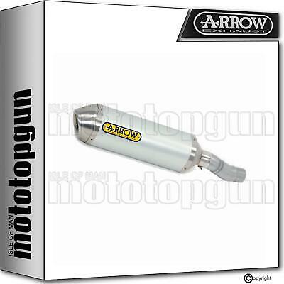 Arrow Silencer Homologated Race-Tech Alluminium Kawasaki Ninja Zx-6R 636 2019 19
