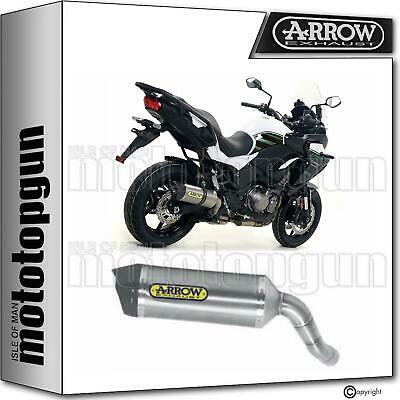 Arrow Silencer Homologated Race-Tech Cc Titanium Kawasaki Versys 1000 2019 19