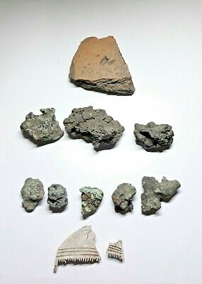 Finds from one place of a bronze age