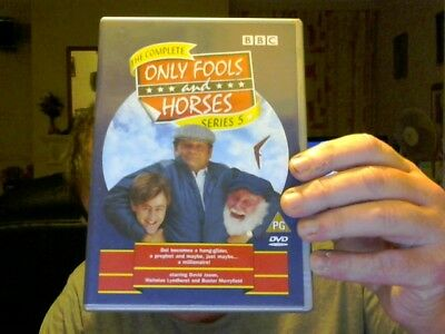 Only Fools & Horses Series 5 Dvd Ideal Steal Last Chance Saloon