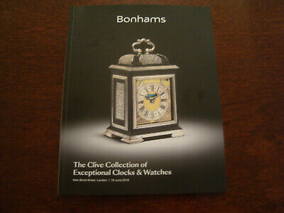 Bonhams The Clive Collection of Exceptional Clocks & Watches 2019    20/153