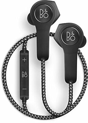 B&O PLAY by Bang & Olufsen Beoplay H5 Wireless Bluetooth Earbud Headphones Black