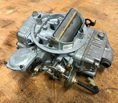 Holley 7002-1 Model 4175 650 Cfm Spread Bore Vacuum Secondary Carburetor