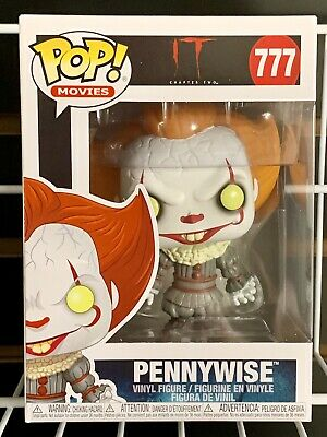 Funko Pop! Movies IT Chapter 2 Pennywise The Clown W/ Open Arms #777