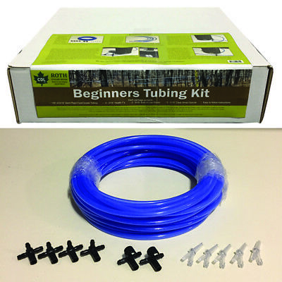 CDL  Maple Syrup Beginners Tubing Kit