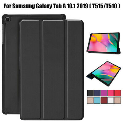 Stand Cover Smart Case For Samsung Galaxy Tab A 10.1 SM-T510/T515 2019 Released