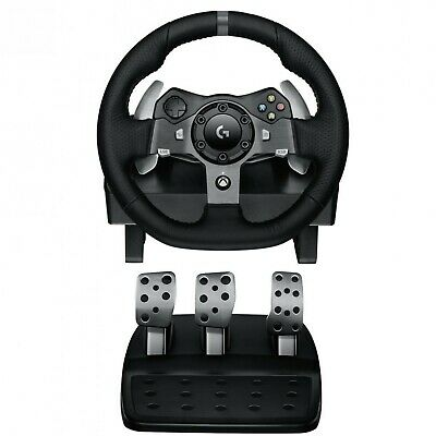 Logitech (941-000126) G920 Driving Force Racing Wheel for Xbox and PC