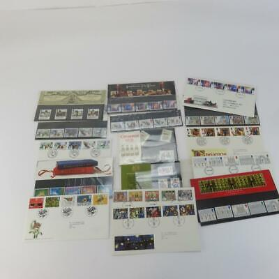 Selection of Official 17 Royal Mail Chrishmas and Gospel Themed Postage Stamps