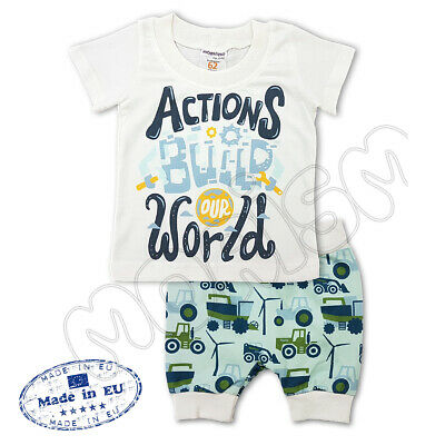 1xSet Child T-shirt And Pants Infant Kids Baby Girl Boy Clothes Casual Baby Suit