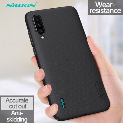 NILLKIN For Xiaomi Mi A1 A2 A3 Lite Shockproof Frosted Shield Hard Back Case