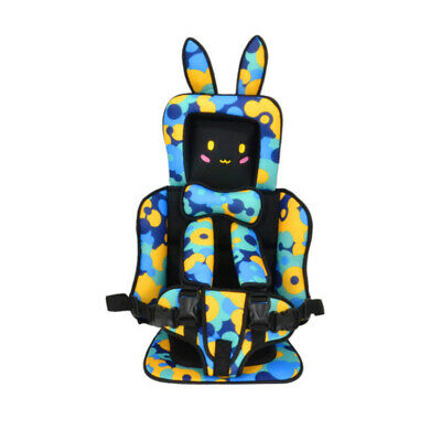 Baby Safety Seat Children Car Seats Toddler Carrier Cushion Pad Infant Seat