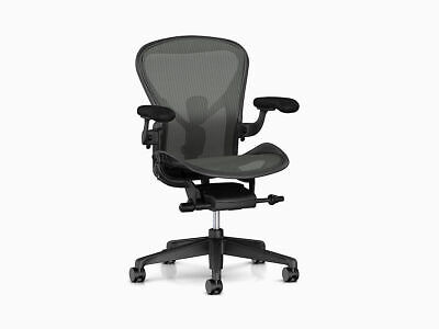 Herman Miller Aeron chair Remastered Model Brand New  B Size - Open Box