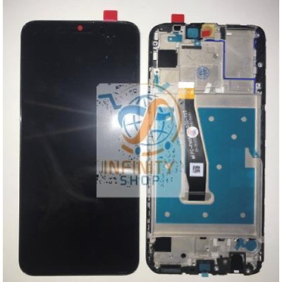 Vetro Display Lcd Touch Screen Schermo Frame Per Huawei P Smart 2019 Pot-Lx1 Lx2