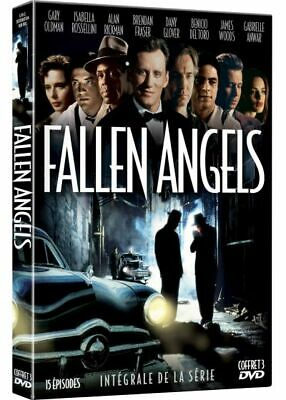Dvd Fallen Angels Integrale Neuf
