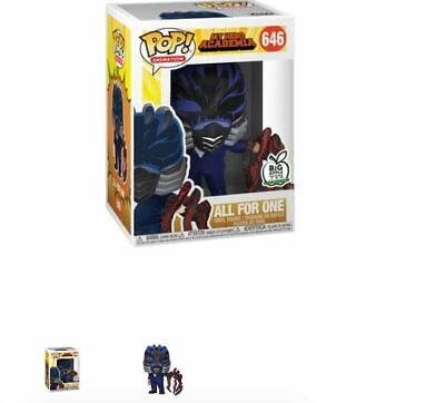Funko POP My Hero Academia All For One Battle Hand Big Apple Exclusive CONFIRMED