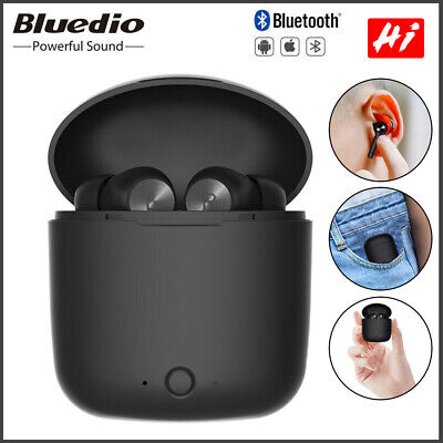 Bluedio Hi Wireless BT 5.0 Earphone for phone Stereo Sport Earbuds Headset