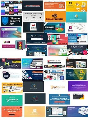 Top 400+ Wordpress And Woocommerce Plugins - Unlimited Use!!